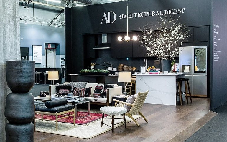 architectural digest show 2019 top stands ARCHITECTURAL DIGEST SHOW 2019 TOP STANDS 1 AD SHOW 770x483