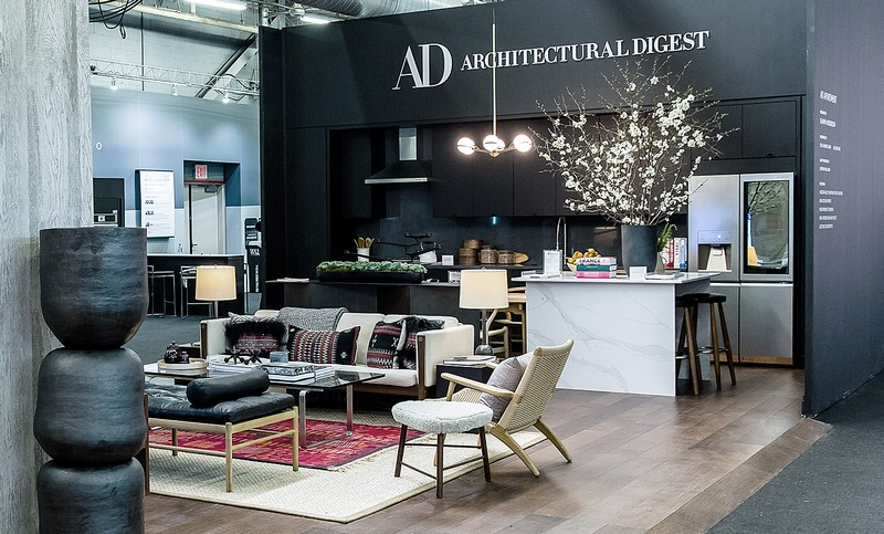 architectural digest show 2019 top stands ARCHITECTURAL DIGEST SHOW 2019 TOP STANDS 1 AD SHOW
