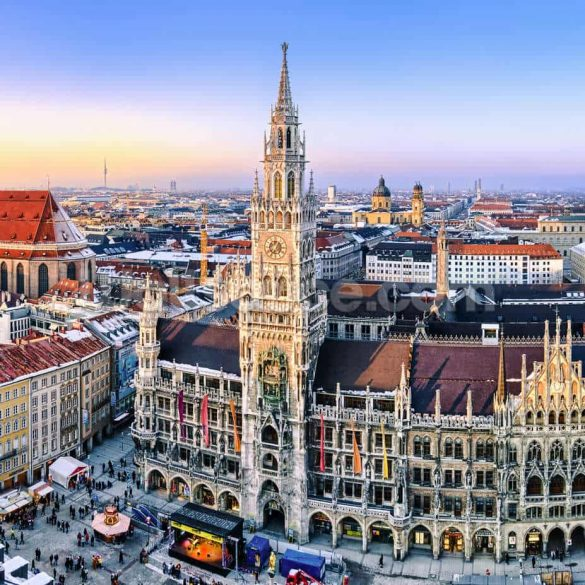 Munich Creative Business Week 2019 [object object] Munich Creative Business Week 2019 Event Guide 49661244panorama m  nchen innenstadt im abendlicht min 585x585