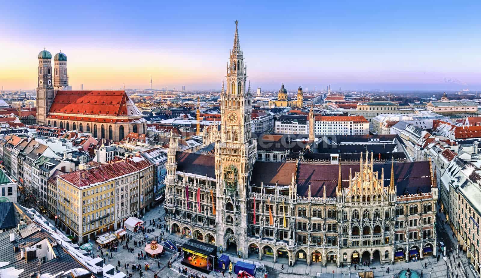 Munich Creative Business Week 2019 [object object] Munich Creative Business Week 2019 Event Guide 49661244panorama m  nchen innenstadt im abendlicht min
