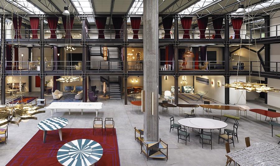 nilufar depot alla Milano Design Week  milano design week MILANO DESIGN WEEK: I MIGLIORI 7 SHOWROOMS DI DESIGN Nilufar depot