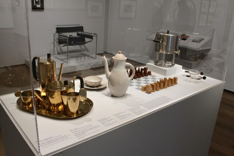 Bauhaus objects at the Boston design week boston design week BOSTON DESIGN WEEK 2019 bauhaus objects
