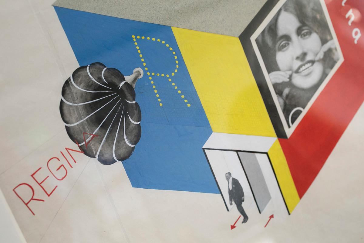 Bauhaus art at the Boston design week boston design week BOSTON DESIGN WEEK 2019 bauhaus