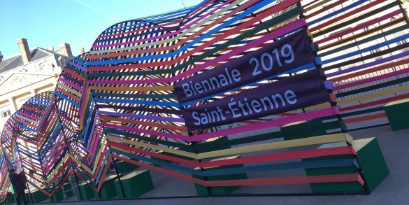 biennale internationale design saint-Étienne 2019 BIENNALE INTERNATIONALE DESIGN SAINT-ÉTIENNE 2019 EVENT GUIDE biennale 1 585x293
