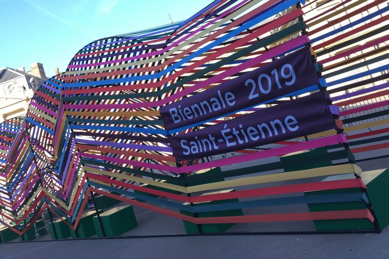 biennale internationale design saint-Étienne 2019 BIENNALE INTERNATIONALE DESIGN SAINT-ÉTIENNE 2019 EVENT GUIDE biennale 1 770x513