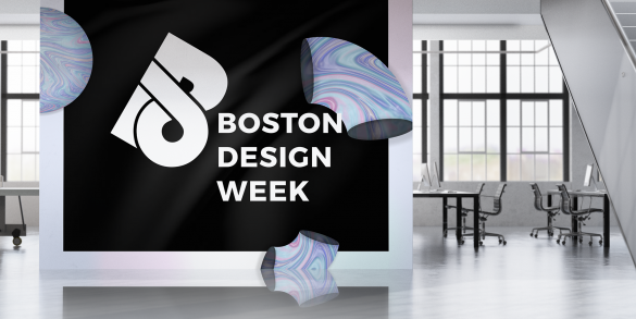 boston design week logo boston design week BOSTON DESIGN WEEK 2019 boston design 1 585x293