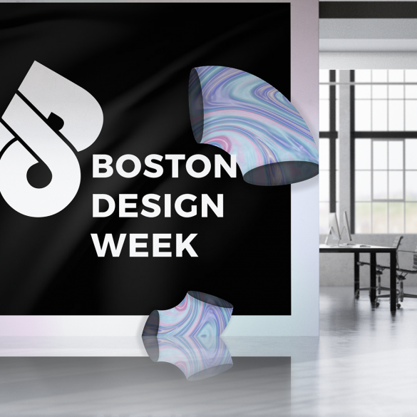boston design week logo boston design week BOSTON DESIGN WEEK 2019 boston design 1 585x585