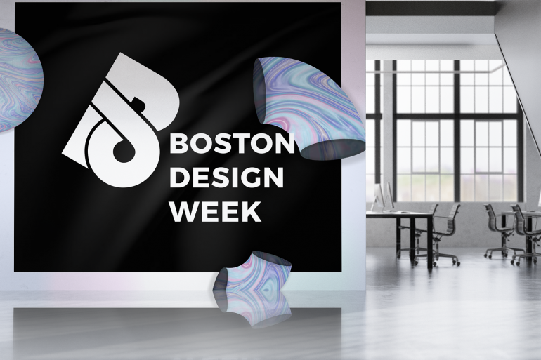 boston design week logo boston design week BOSTON DESIGN WEEK 2019 boston design 1 770x513