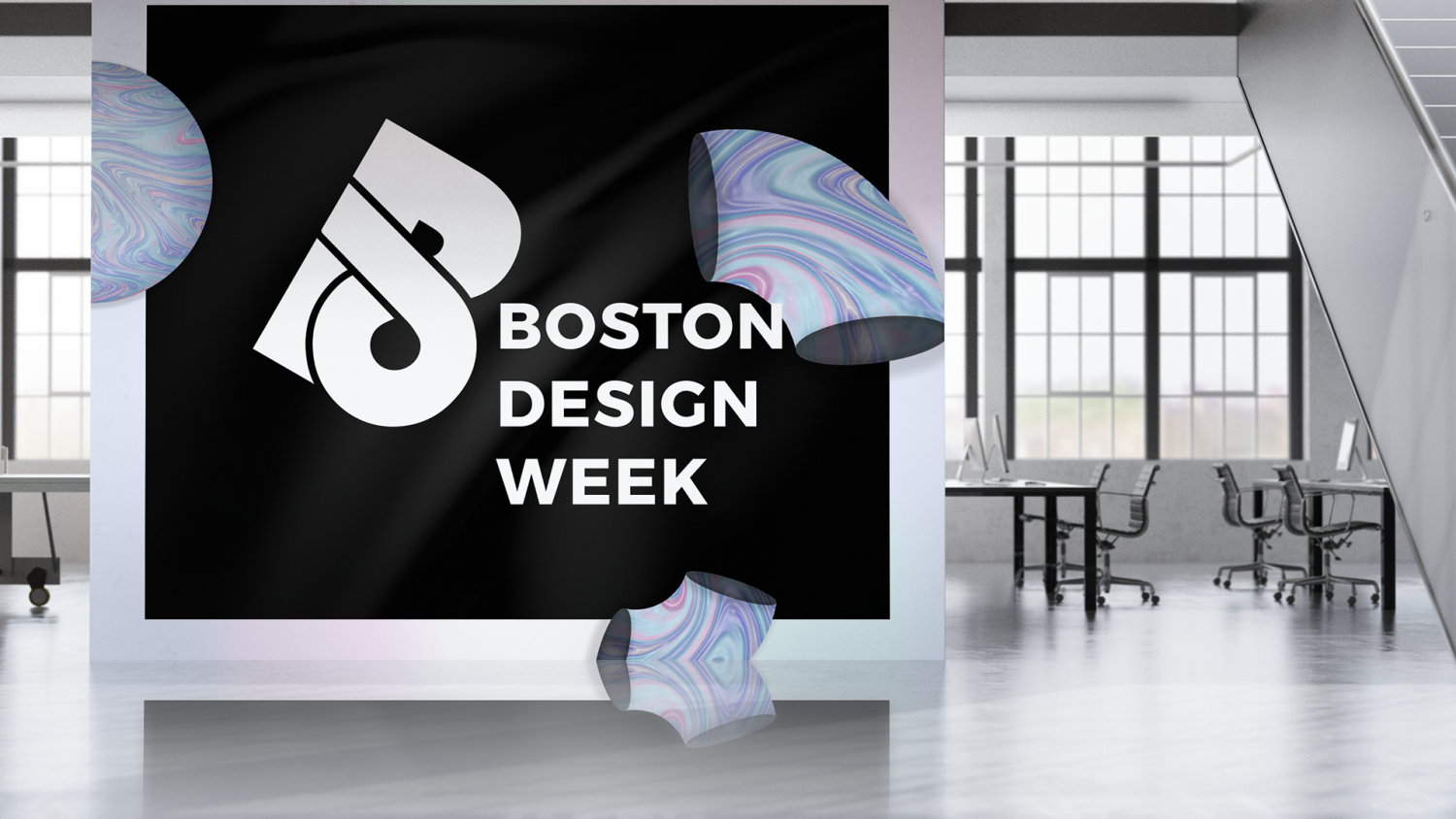 boston design week logo boston design week BOSTON DESIGN WEEK 2019 boston design 1