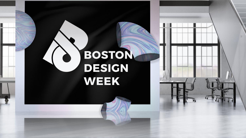 boston design week logo boston design week BOSTON DESIGN WEEK 2019 boston design 1