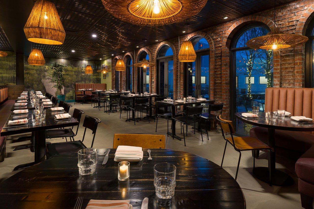 allston restaurant of Boston Design Guide boston design guide BOSTON DESIGN GUIDE casa cana