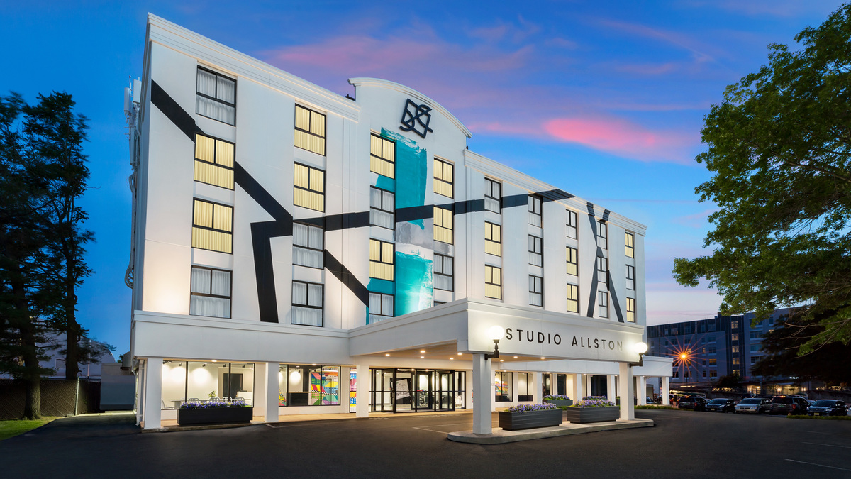 allston hotel of Boston Design Guide boston design guide BOSTON DESIGN GUIDE studio allston