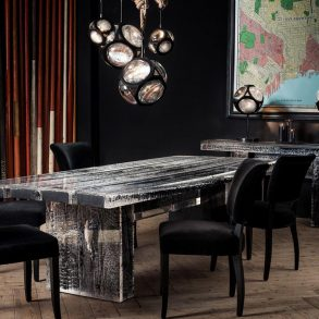 dinner table HOW TO CHOOSE A DINNER TABLE Dining room furniture Timothy Oulton 12  293x293
