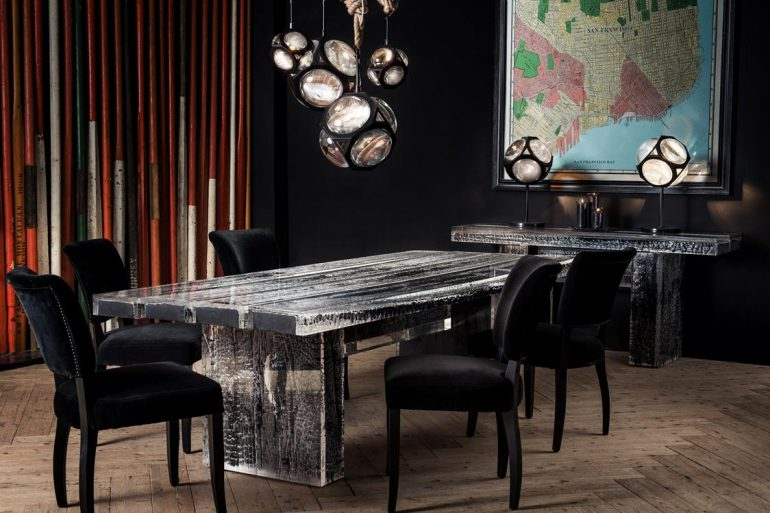 dinner table HOW TO CHOOSE A DINNER TABLE Dining room furniture Timothy Oulton 12  770x513