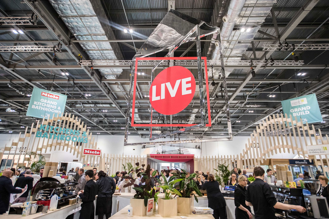 exhibitions in Grand Designs Live 2019 Event Guide grand designs live 2019 event guide GRAND DESIGNS LIVE 2019 EVENT GUIDE Grand Designs Live