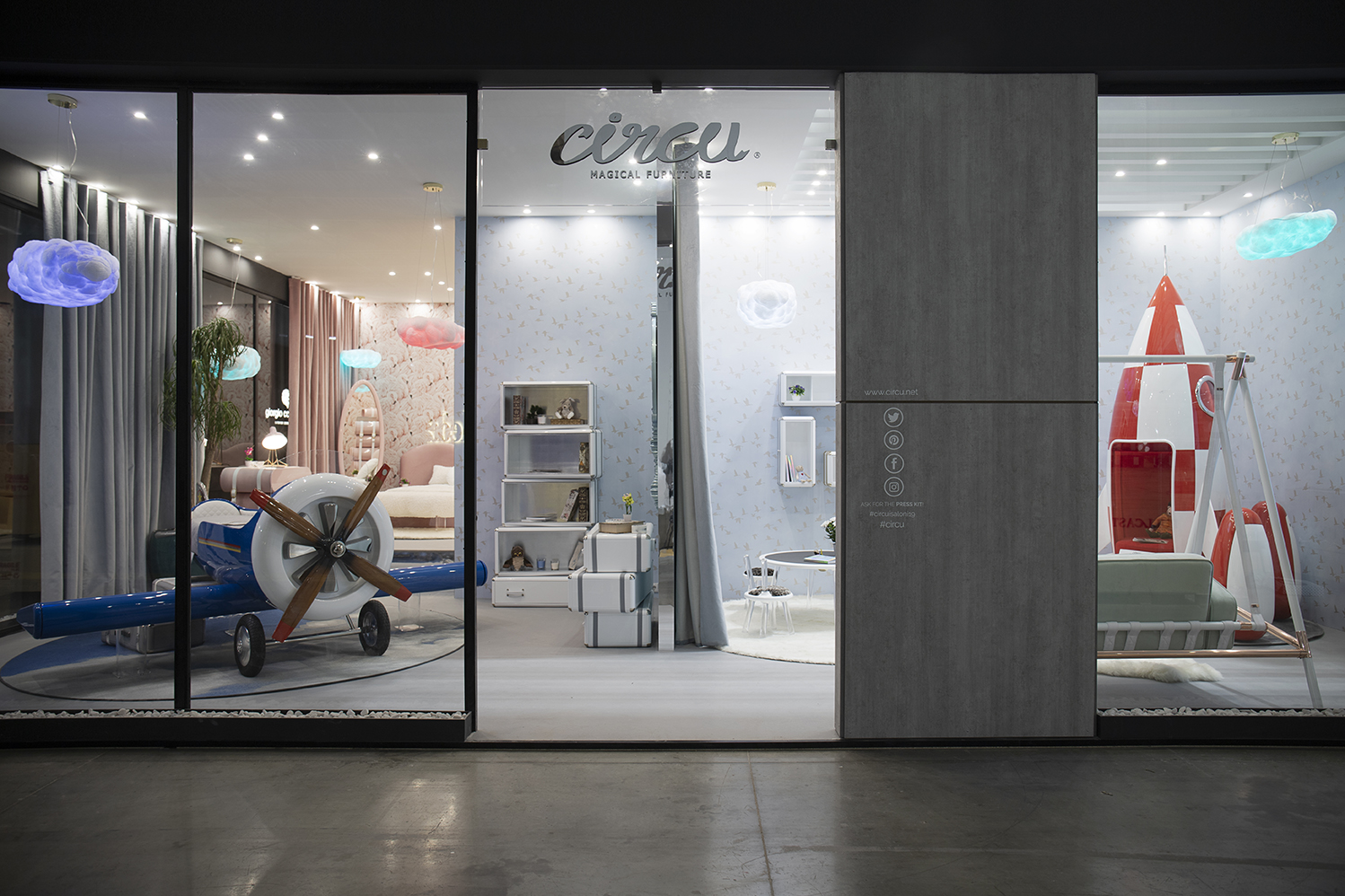 circu at Salone del Mobile 2019 salone del mobile 2019 SALONE DEL MOBILE 2019: EVERYTHING THAT YOU ARE MISSING IMG 0665