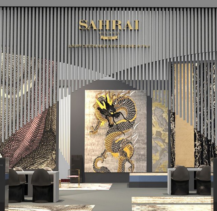 sahrai at Salone del Mobile 2019 salone del mobile 2019 SALONE DEL MOBILE 2019: HIGHLIGHTS YOU CAN'T ABSOLUTELY MISS Sahrai Milano