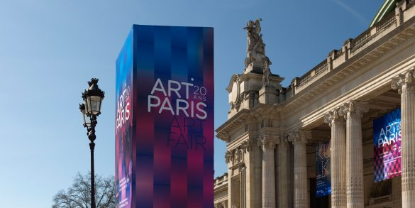 art paris 2019 event guide ART PARIS 2019 EVENT GUIDE art paris2 585x293