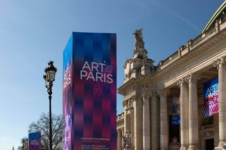 art paris 2019 event guide ART PARIS 2019 EVENT GUIDE art paris2 770x513