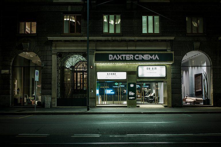 milan design week MILAN DESIGN WEEK/FUORISALONE 2019 – BEST EVENTS & PARTIES baxter cinema 770x513