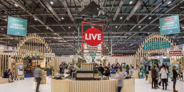 grand designs live 2019 event guide GRAND DESIGNS LIVE 2019 EVENT GUIDE grand designs live 585x293