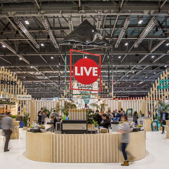 grand designs live 2019 event guide GRAND DESIGNS LIVE 2019 EVENT GUIDE grand designs live 585x585