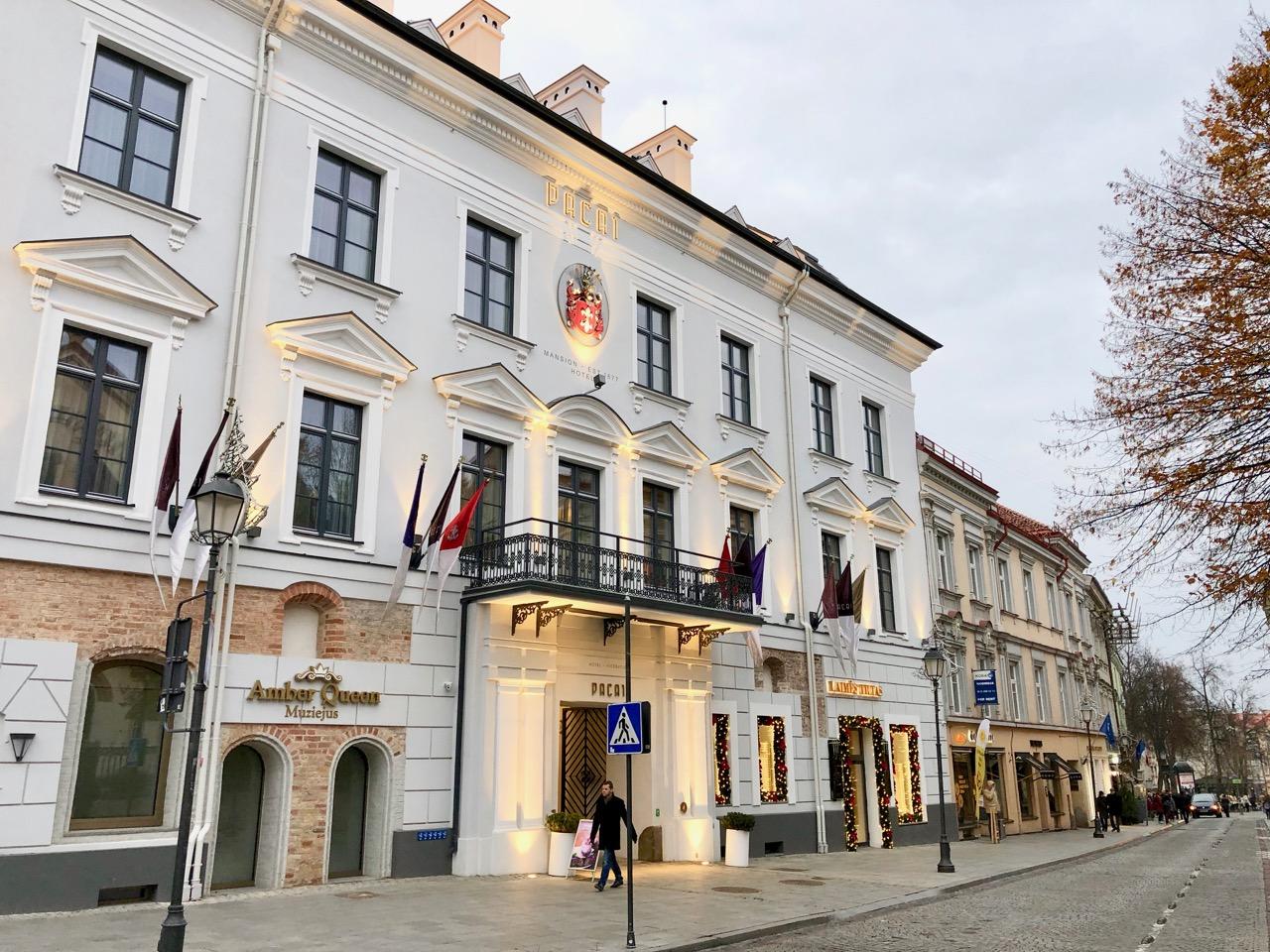 hotel pacai in Vilnius Design Guide vilnius design guide VILNIUS DESIGN GUIDE hotel pacai