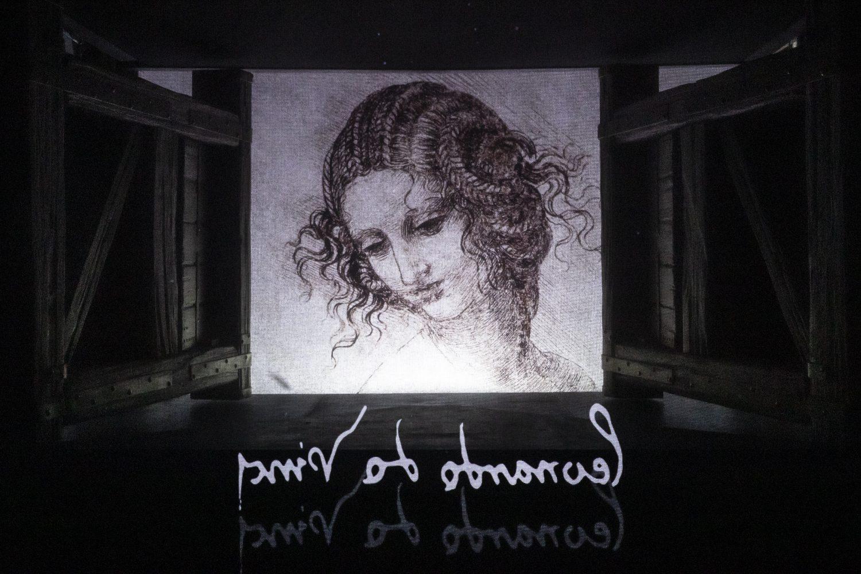 Leonardo da Vinci tribute leonardo da vinci A TRIBUTE TO LEONARDO DA VINCI AT SALONE DEL MOBILE 2019 leonardo6