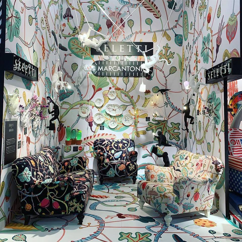 seletti at Salone del Mobile 2019 salone del mobile 2019 SALONE DEL MOBILE 2019: EVERYTHING THAT YOU ARE MISSING seletti2 1