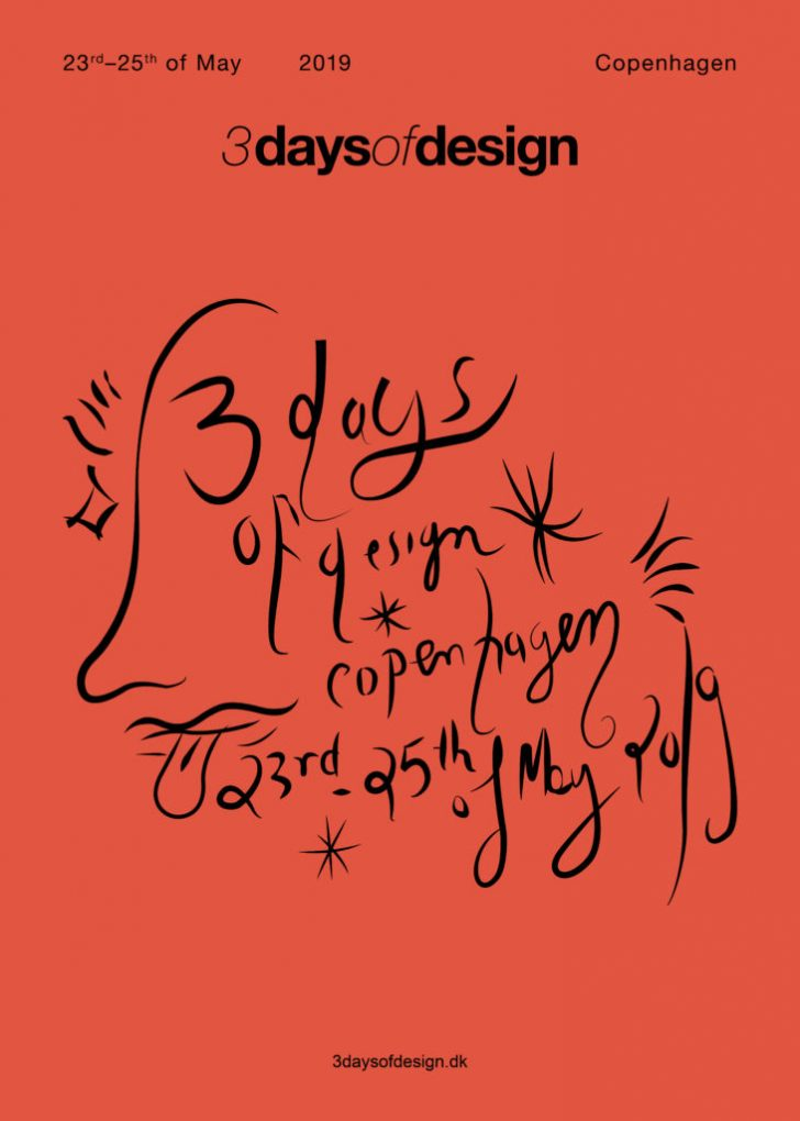 3 Days of Design 2019 3 days of design 2019 3 DAYS OF DESIGN 2019 EVENT GUIDE 3daysofdesign 2019