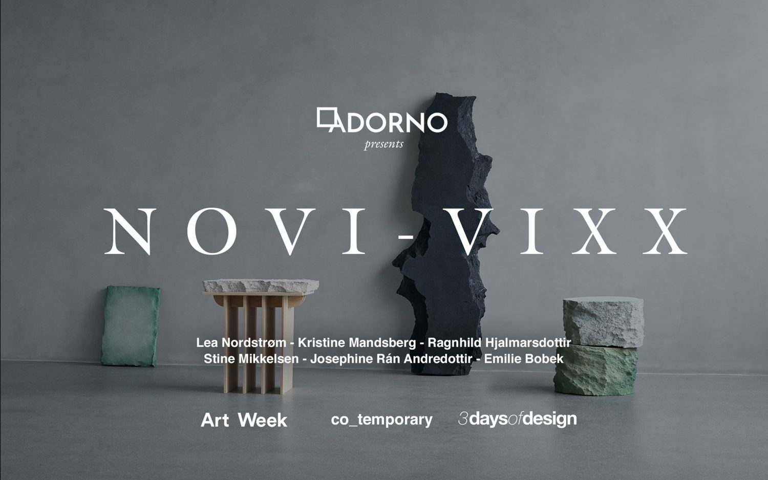 3 Days of Design 2019 3 days of design 2019 3 DAYS OF DESIGN 2019 EVENT GUIDE Adorno