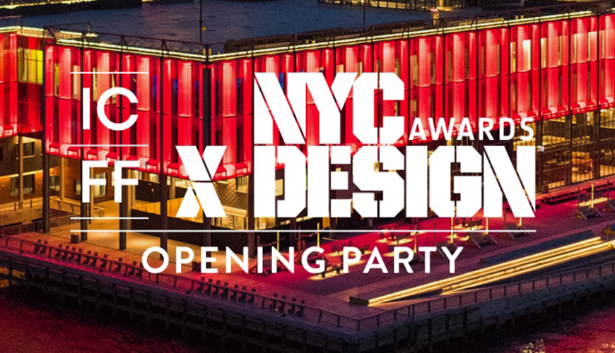 NYCxDesign 2019 Event Guide nycxdesign 2019 event guide NYCXDESIGN 2019 EVENT GUIDE ICFF DESIGN AWARDS