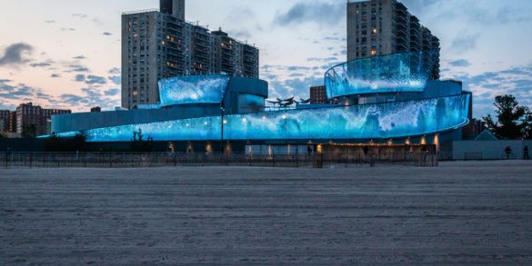 nycxdesign awards 2019: all the winners NYCXDESIGN AWARDS 2019: ALL THE WINNERS NYAquariumSharkExhibit RyanFischer 585x293