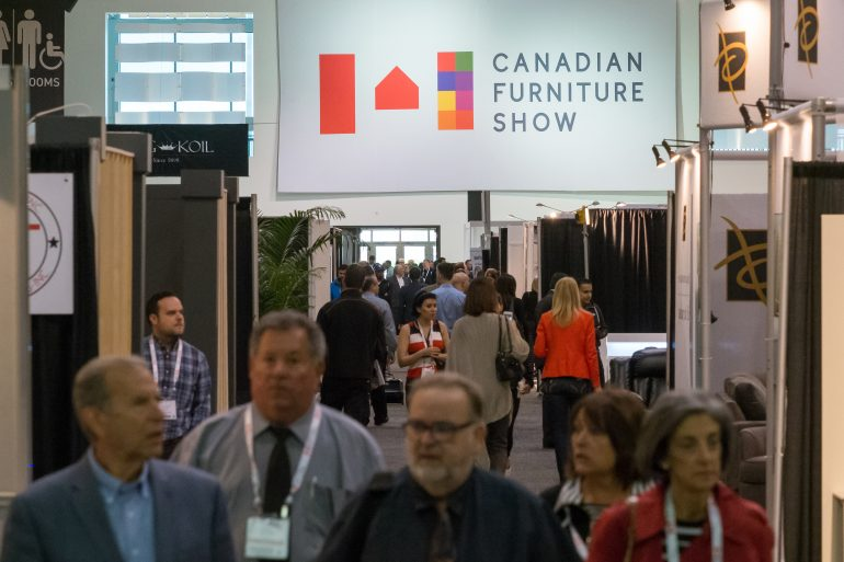 canadian furniture show 2019 CANADIAN FURNITURE SHOW 2019 EVENT GUIDE canadian show 770x513