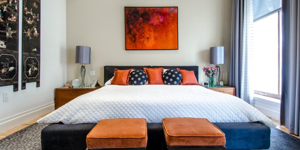 how to use light How to Use Light in the Bedroom for Better Sleep chastity cortijo 1119627 unsplash 585x293