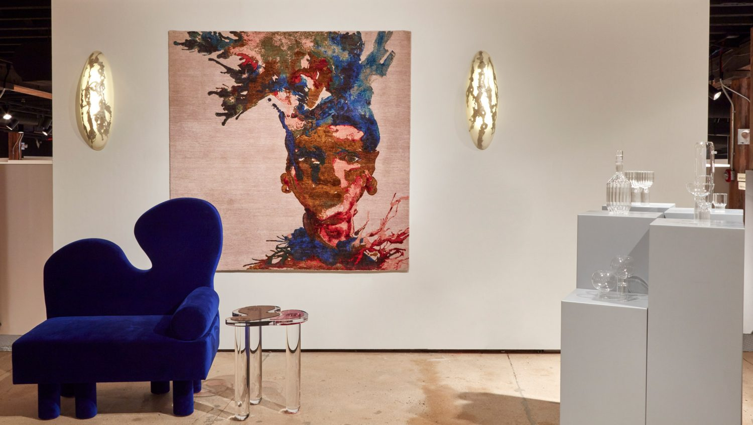Top installations to see right now at NYCxDesign 2019 top installations to see right now at nycxdesign 2019 TOP INSTALLATIONS TO SEE RIGHT NOW AT NYCXDESIGN 2019 deeper than text female design council exhibit 1st dibs new york city