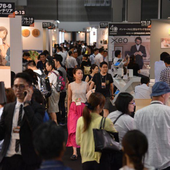 10th design tokyo 2019 event guide 10TH DESIGN TOKYO 2019 EVENT GUIDE design tokyo  585x585