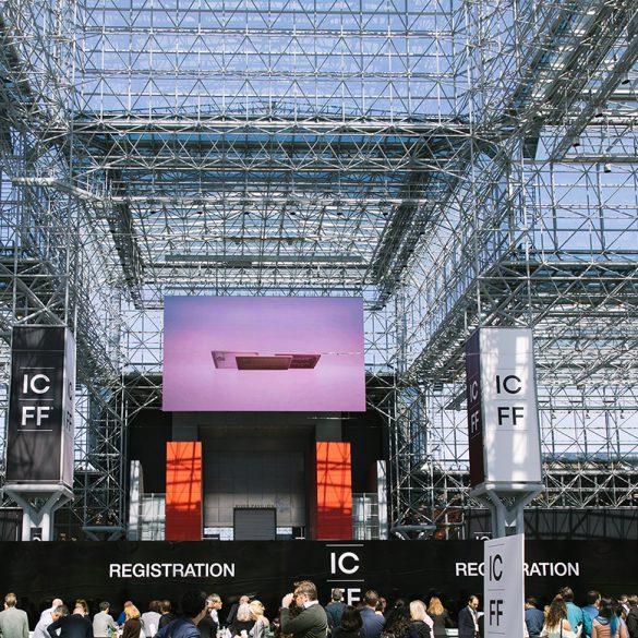 icff 2019 event guide ICFF 2019 EVENT GUIDE icff 585x585