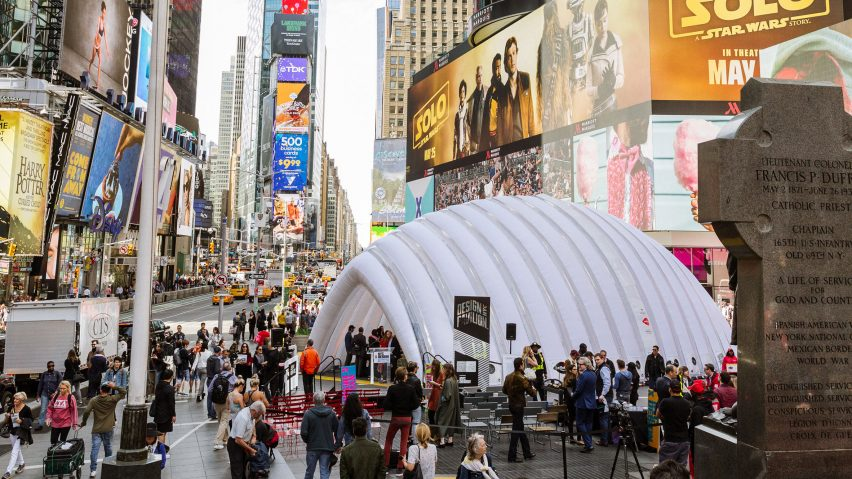 NYCxDesign 2019 Event Guide nycxdesign 2019 event guide NYCXDESIGN 2019 EVENT GUIDE nycxdesign times square