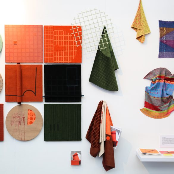 new designers london 2019 event guide NEW DESIGNERS LONDON 2019 EVENT GUIDE Low Res New Designers 67 585x585