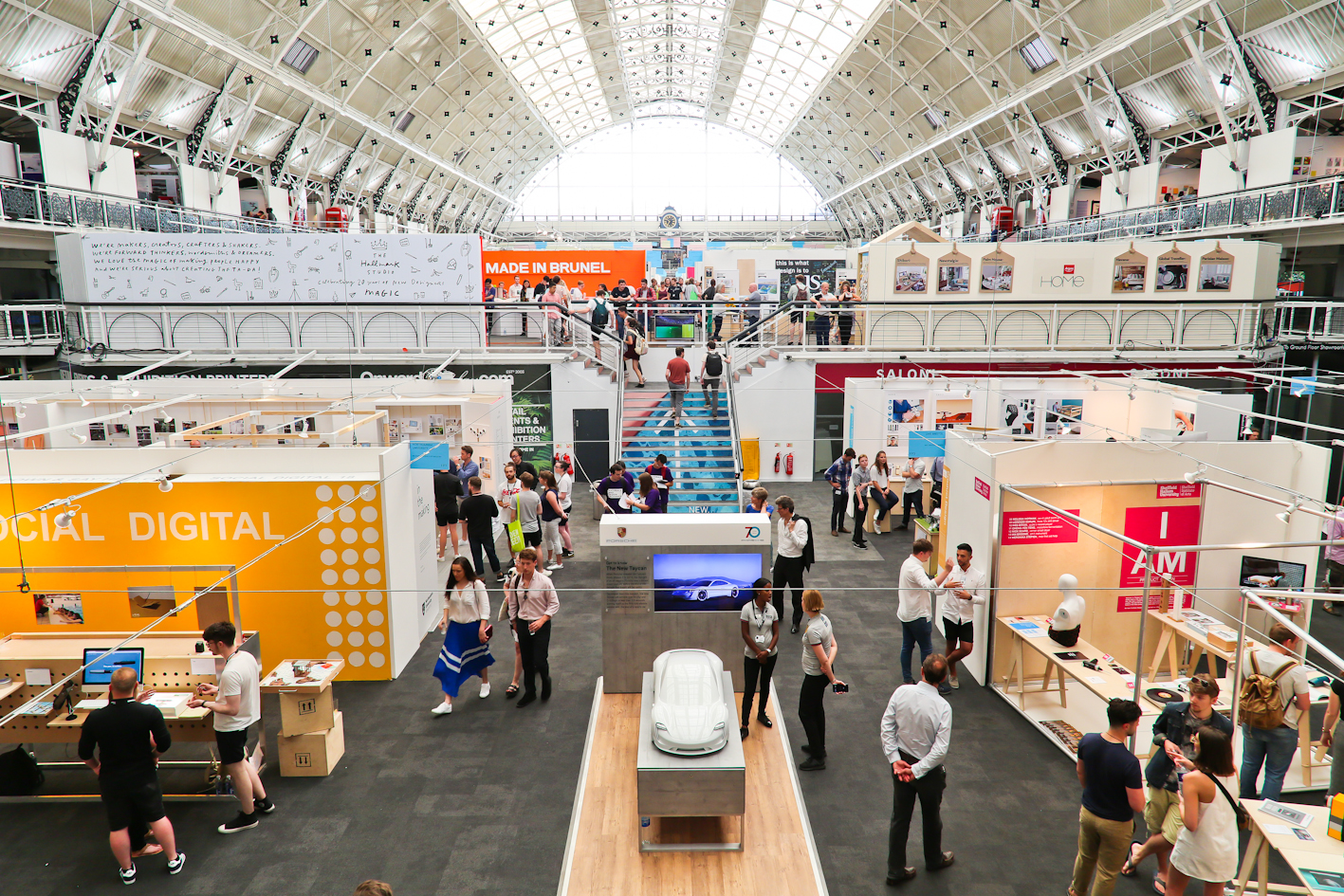 New Designers London 2019 Event Guide new designers london 2019 event guide NEW DESIGNERS LONDON 2019 EVENT GUIDE Low Res Week 2 New Designers 166