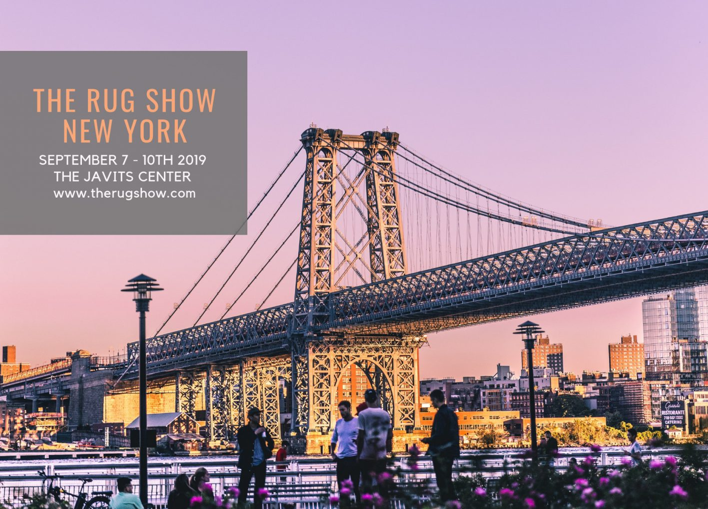 The Rugshow 2019 Event Guide the rugshow 2019 event guide THE RUGSHOW 2019 EVENT GUIDE 0