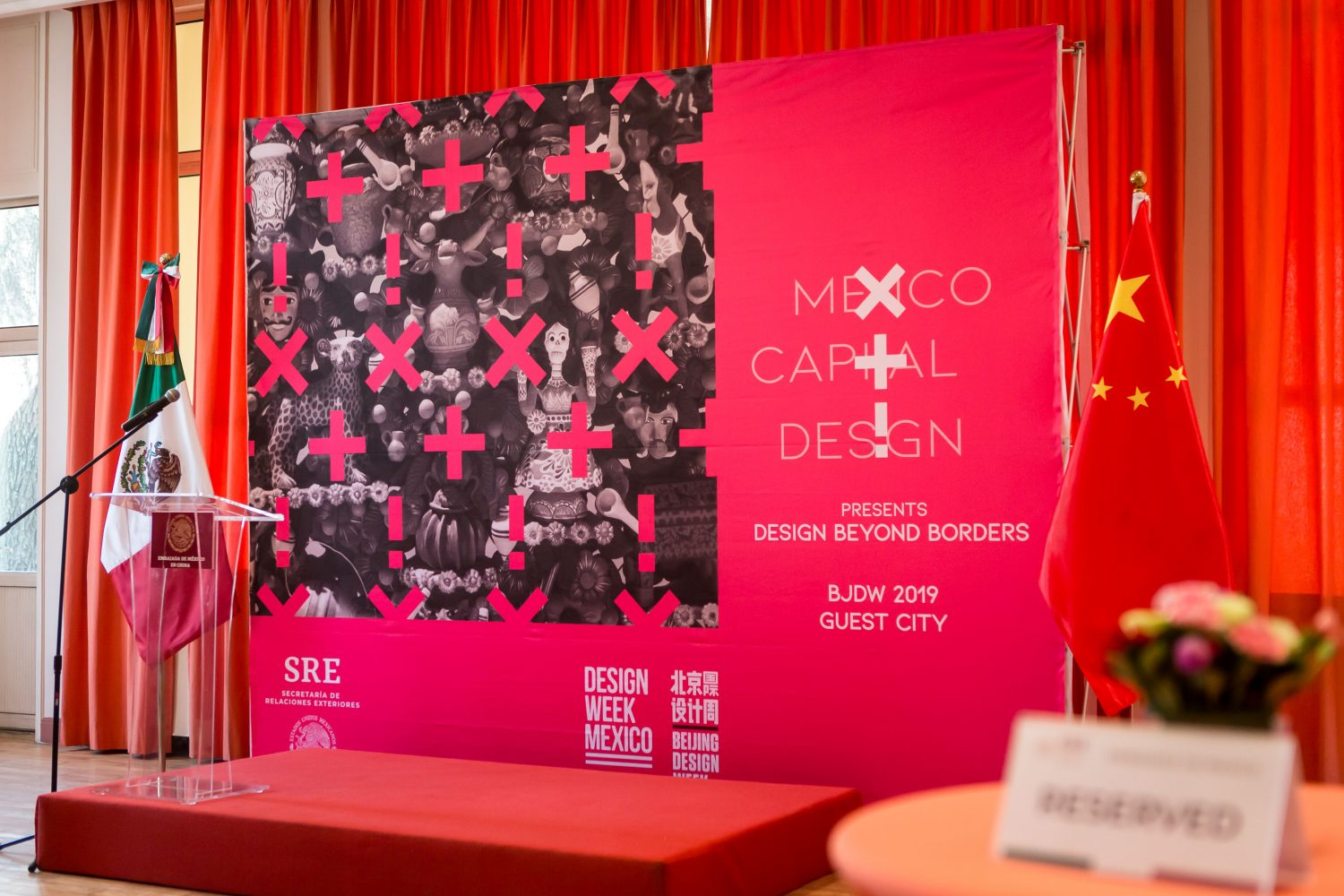 Beijing Design Week 2019 Event Guide beijing design week 2019 event guide BEIJING DESIGN WEEK 2019 EVENT GUIDE Design Beyond Borders Official Launch 2