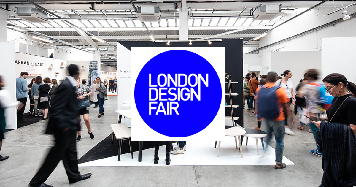 London Design Fair 2019 Event Guide london design fair London Design Fair 2019 Event Guide London Design Fair 2019 Event Guide 2