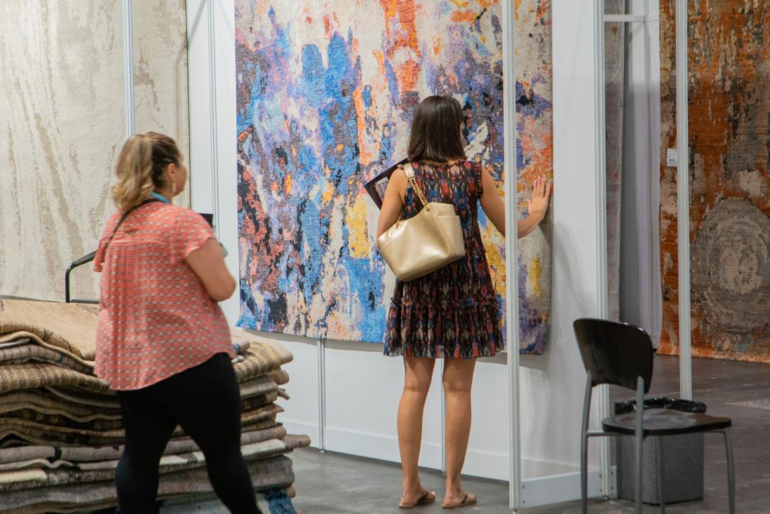 the rugshow 2019 top exhibitors THE RUGSHOW 2019 TOP EXHIBITORS NY 2018 06