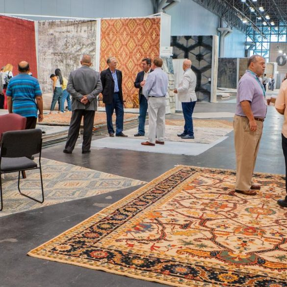 the rugshow 2019 event guide THE RUGSHOW 2019 EVENT GUIDE NY2018 additional 2 585x585