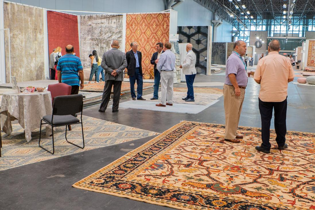 the rugshow 2019 event guide THE RUGSHOW 2019 EVENT GUIDE NY2018 additional 2