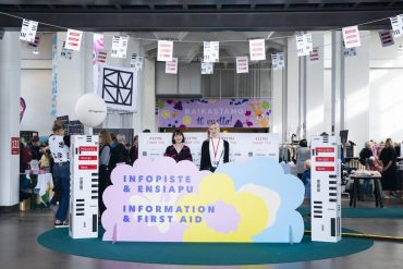 helsinki design week 2019 event guide HELSINKI DESIGN WEEK 2019 EVENT GUIDE Staff HDW2018 KP hires 8 1350x900 370x247