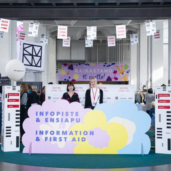 helsinki design week 2019 event guide HELSINKI DESIGN WEEK 2019 EVENT GUIDE Staff HDW2018 KP hires 8 1350x900 585x585