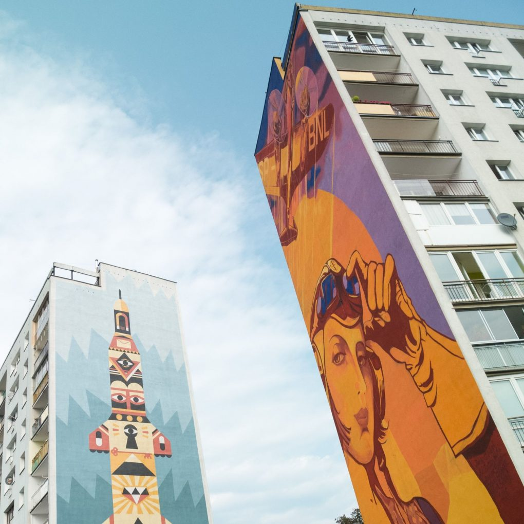Gdynia Design Guide gdynia design guide GDYNIA DESIGN GUIDE murals gdansk zaspa monumental art collection